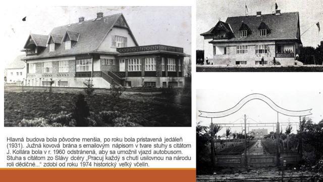 Historia Paseky